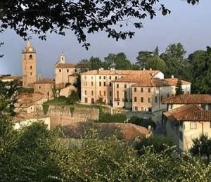 Palazzo Scarampi Monforte d'Alba