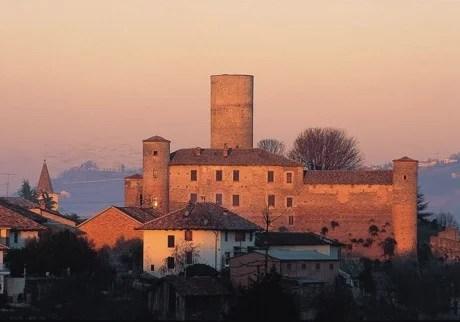 Castle of Castiglione Falletto