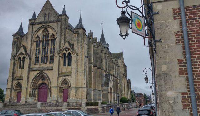 Gotischer ker uit de 12e eeuw