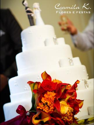 Bouquet da noiva...