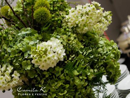 Arranjo Floral para Buffet