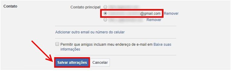 2df8974089 Como mudar o e-mail do Facebook - Camila Porto