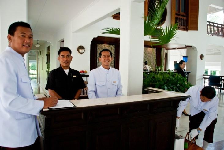 Sofitel Central Hotel in Hua Hin