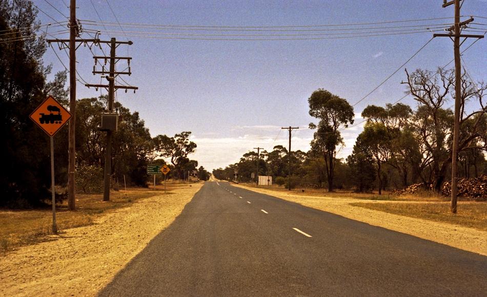 Crossing, Outback, Australia