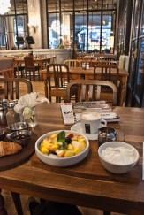 Istanbul The House Café in Istiklal Caddesi