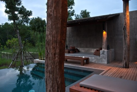 Muthi Maya Forest Villa resort