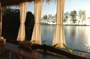 Koh Kood. View Point Café.