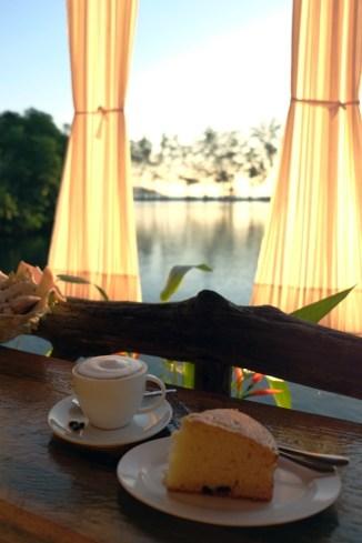 Koh Kood Coffee break.