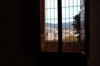View from the Palacio Real de la Almudaina, Palma