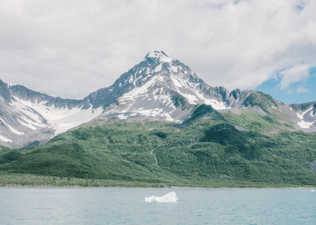 Benz Thanachart in Alaska