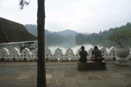The Lake of kandy