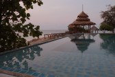 Koh Munnork, the pool