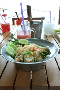 Koh Munnork, lovely food