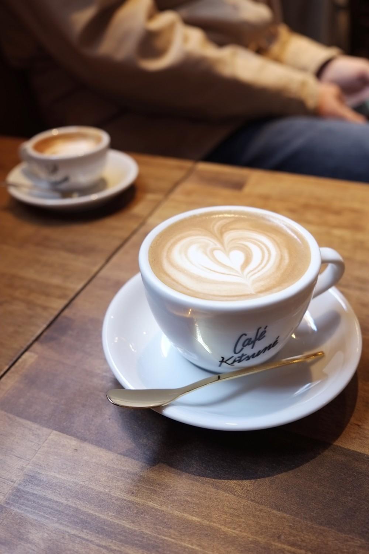 Café Kitsuné