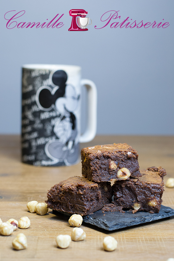 brownies-noisettes