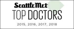 SeattleMet Top Doctor