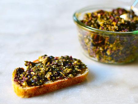 tartare d'algue recette C'est si bon