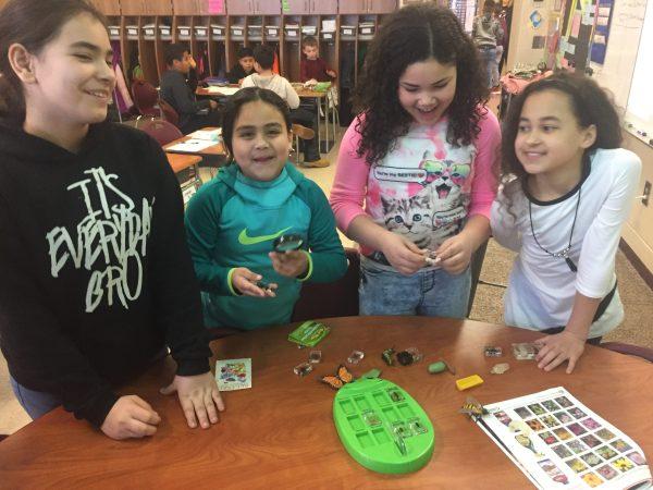 Kids for positive change