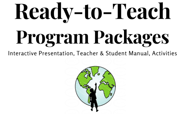 Kids for Positive Change Ready-to-Teach Program Packages