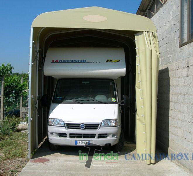Intenda, garage auto