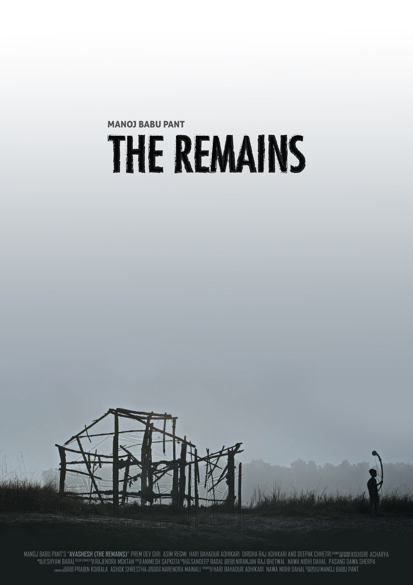 The Remains 5 English