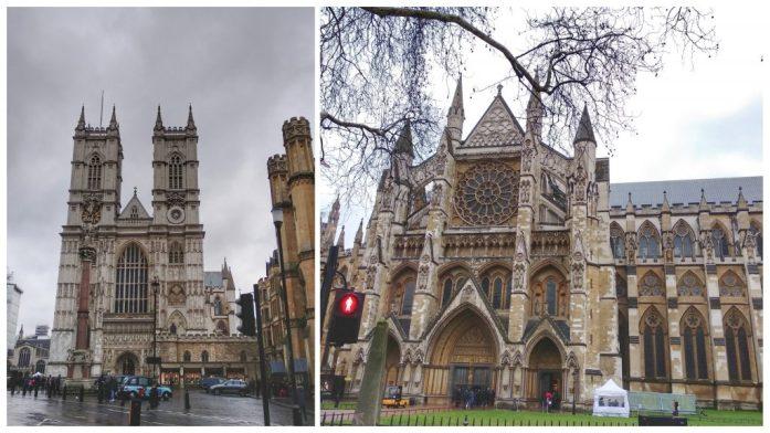 Abadia westminster. Ruta Londres dos días