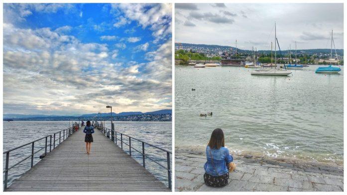 Lago de Zurich. Que ver en Zurich