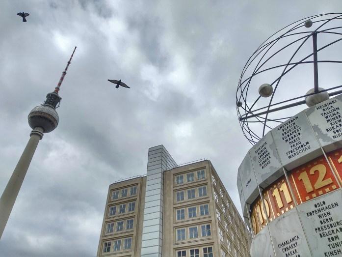 Alexanderplatz. Berlín en un día
