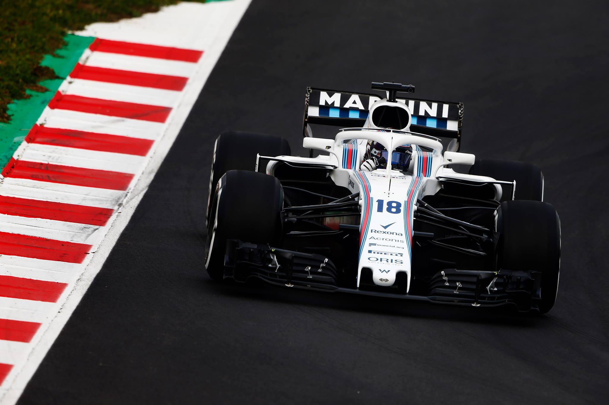 Martini deja Williams