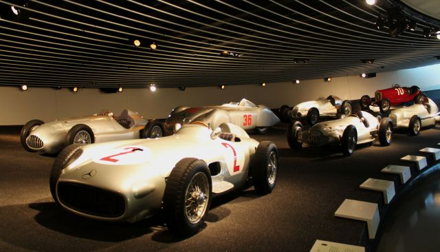 Museo Mercedes-Benz