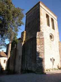 Cizur Minor 24 church 06 left side back