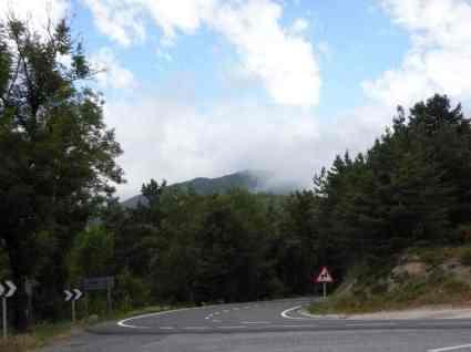 Roncesvalles - Larrasoana 05 road