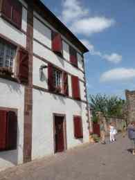 St. Jean PP 09 albergue house