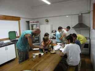 Viana 06 albergue 05 Mateas