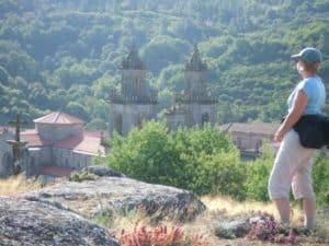 Oseira monastery