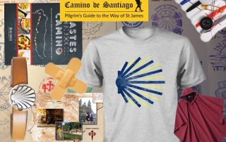 camino de santiago gifts