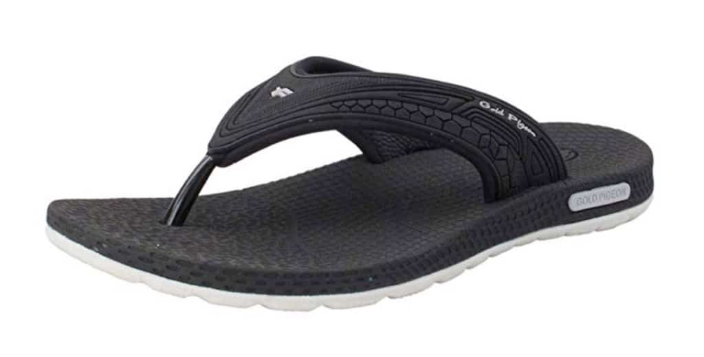 Gold Pigeon Shoes Simplus Ultra Light Weight Waterproof Flip Flops - Slide - Sandals for Women & Men