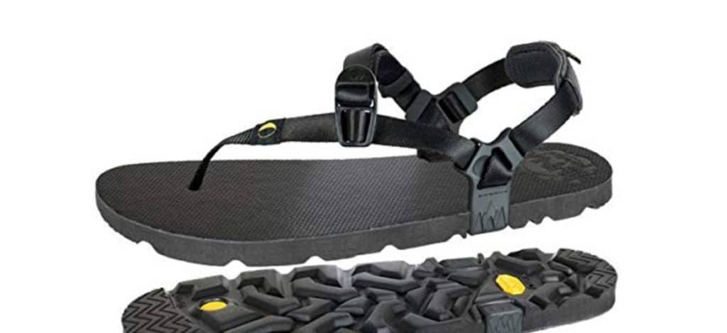 Luna Sandals Mono Winged Edition | Minimalist Running and Hiking Sandals - Lightweight 5.9 oz Comfortable Sandals for Men and Women | Adjustable Fit