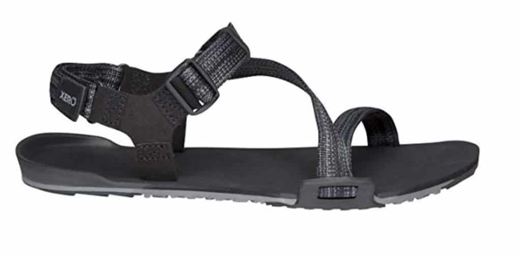 Xero Shoes Z-Trail - Women's Lightweight Hiking and Running Sandal - Barefoot-Inspired Minimalist Trail Sport Sandals