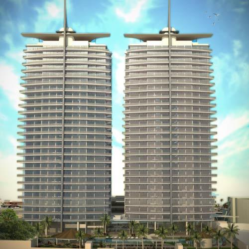 Resultado de imagen para nuevas torres en mazatlan