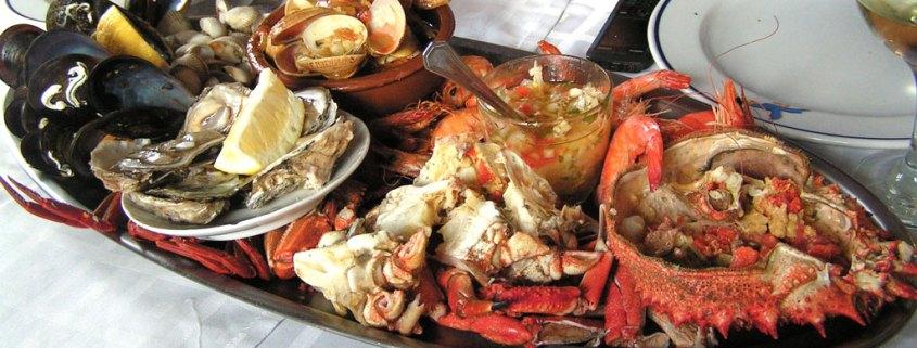 Comida Camino Portugués