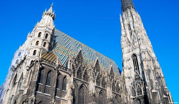 Los lugares más importantes para visitar en Viena: Catedral de San Esteban