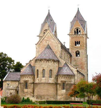 Iglesia de San Jacobo - Györ en Hungría