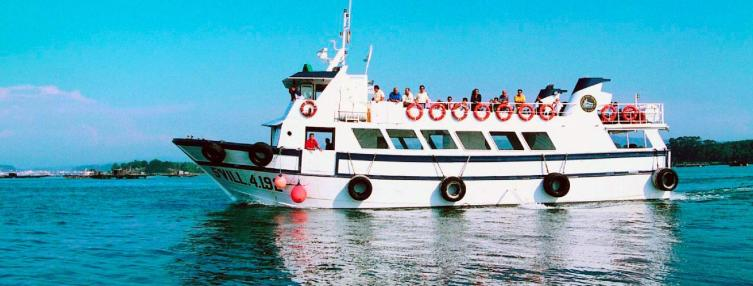 Catamaran O Grove