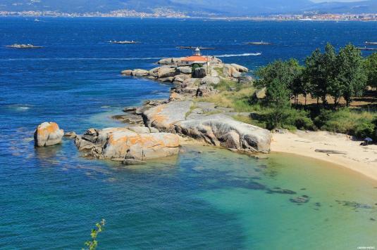 Faro Illa de Arousa