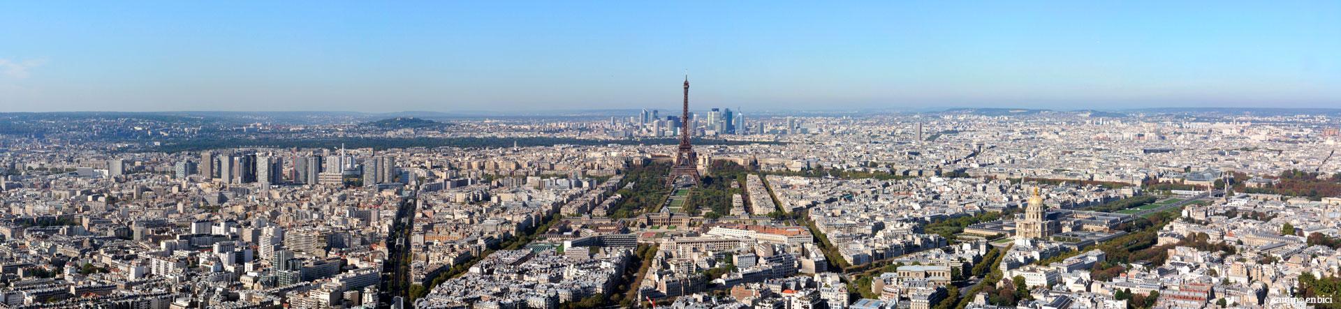 Francia skyline