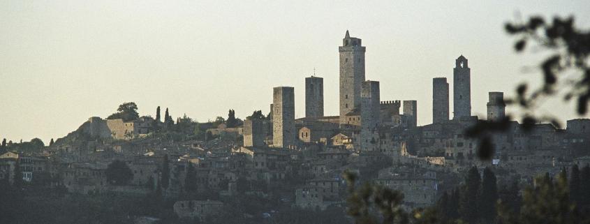 Los pueblos más bonitos de la Toscana- San Gimignano
