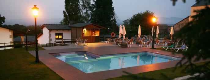 Hoteles en plena naturaleza con piscina para los peques