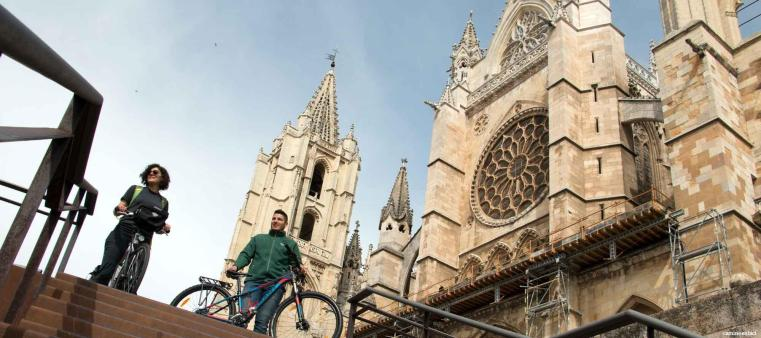 Descubre la arquitectura del Camino: Catedral de León