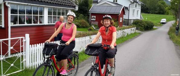 Conoce la cultura noruega a tu paso en bici